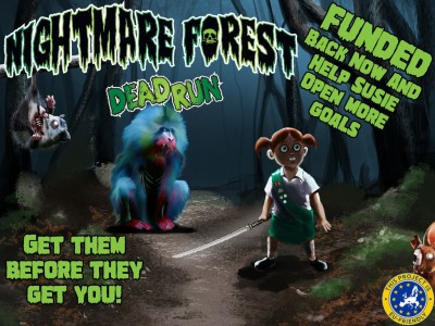 Nightmare Forest Funded
