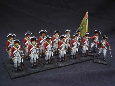 Recruit Your Own Regiment British