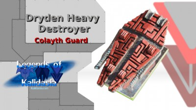 The Dryden Heavy Destroyer