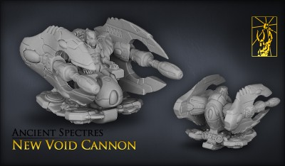 Void Cannon Promo