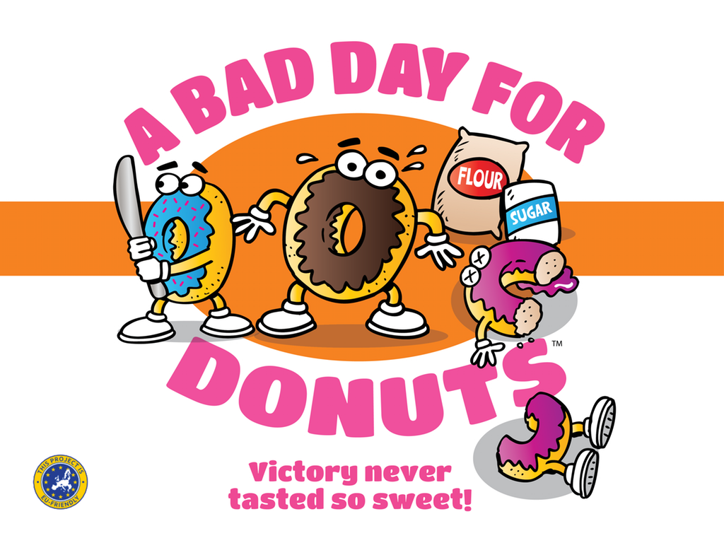A Bad Day for Donuts