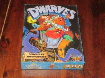 Dwarves Inc