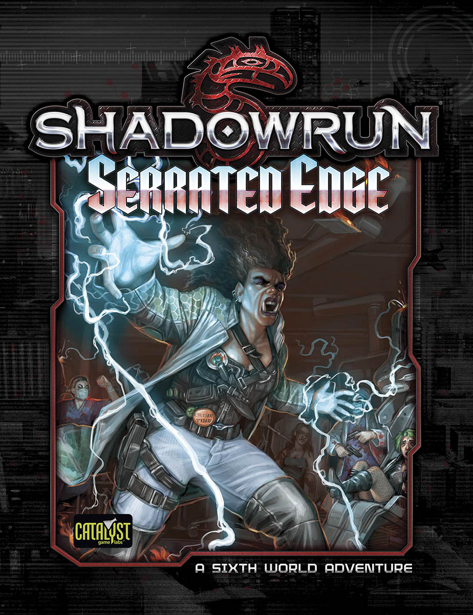 Shadowrun: Serrated Edge (Denver Adventure 1)