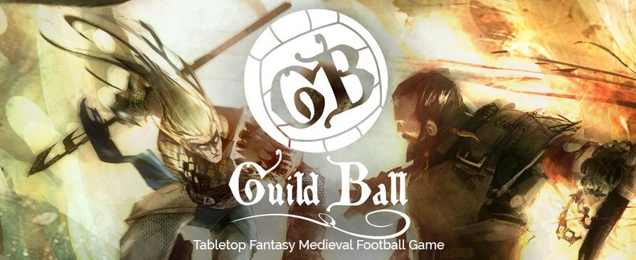 Guild Ball Feature