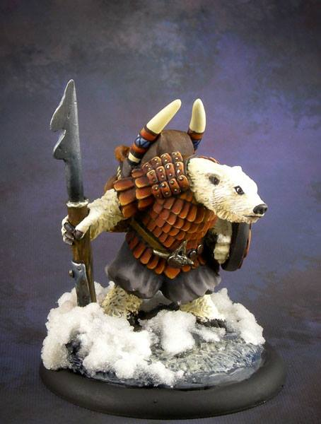 Polar Bear Warrior