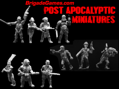 Post-Apoc Miniatures