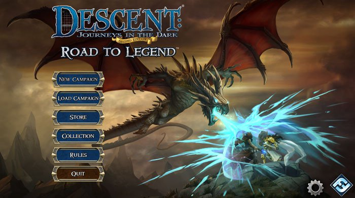 Road To Legend