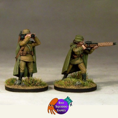 Sniper Team painted by Andrew Taylor