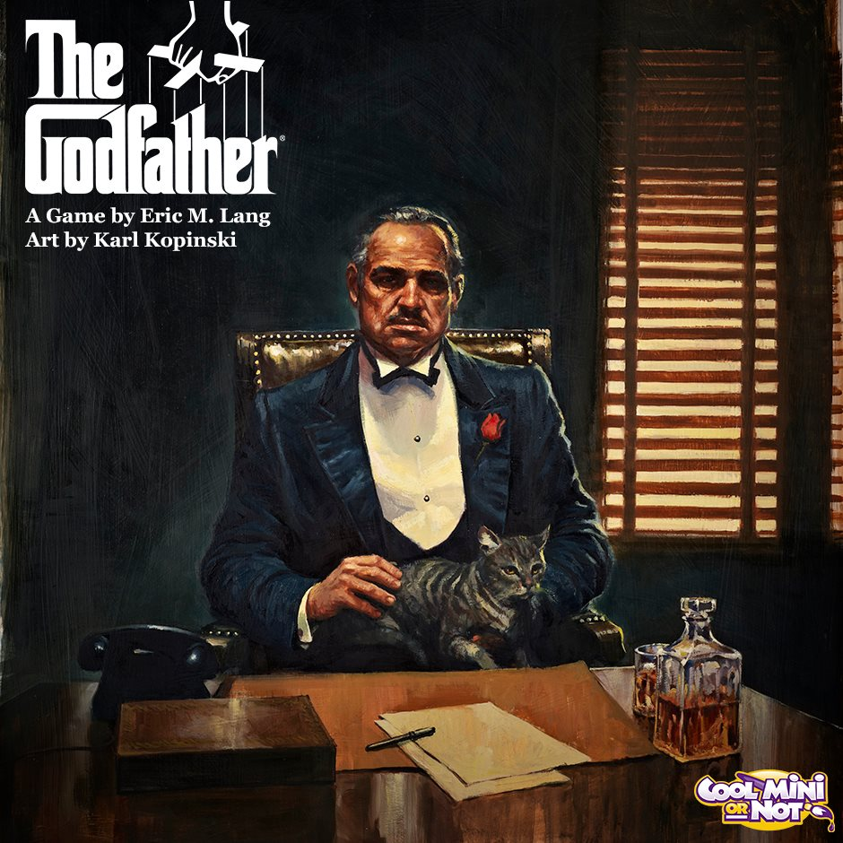 god father the game