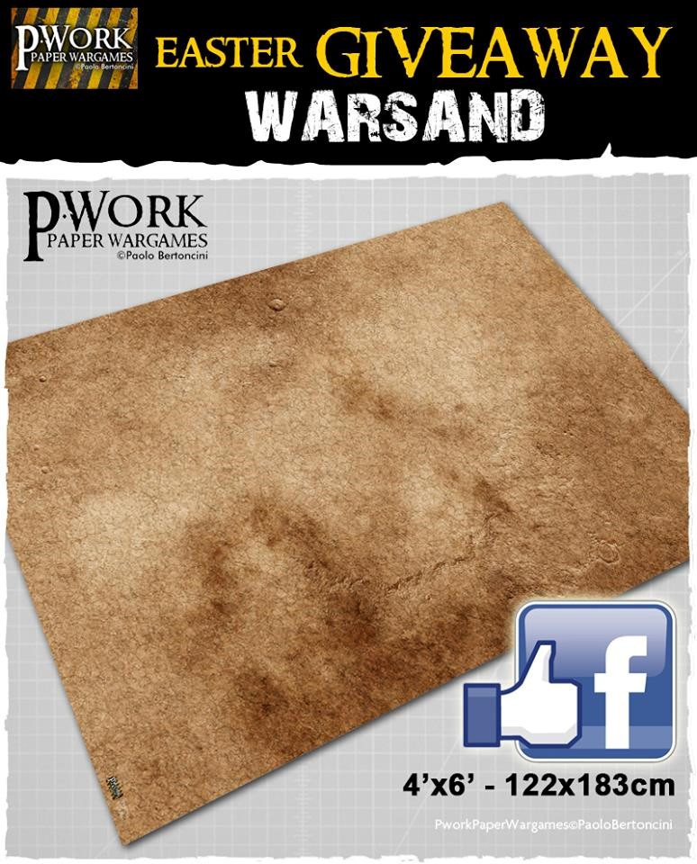 Warsand Giveaway