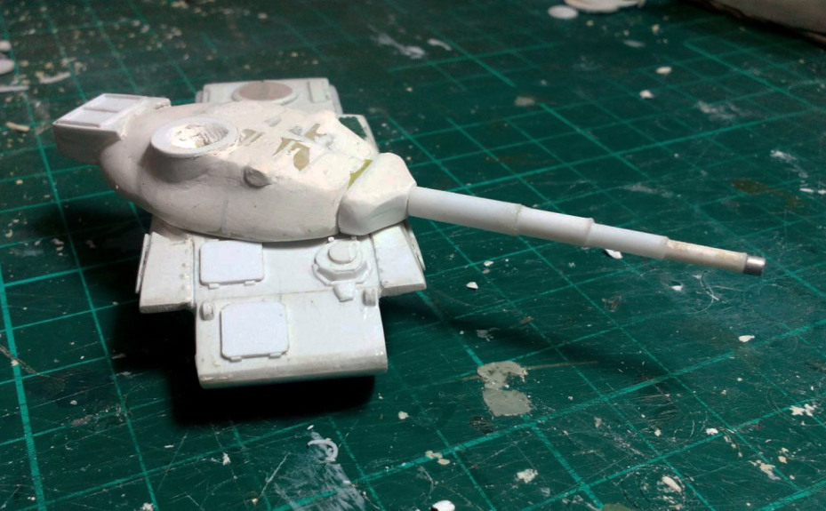 AMX30E (WIP) Spanish version of the French MBT AMX30