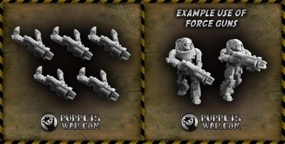 Force Guns