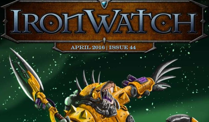 Ironwatch 44