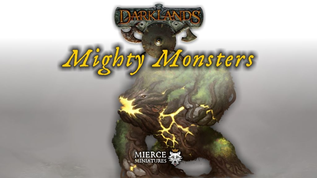 Mighty Monsters Feature