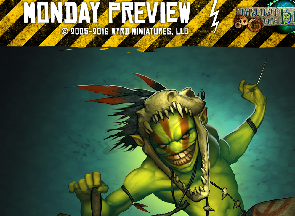 Monday Preview