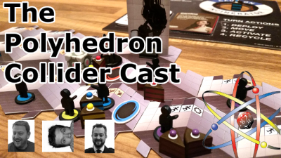 Polyhedron Collider Cast Episode 3 header