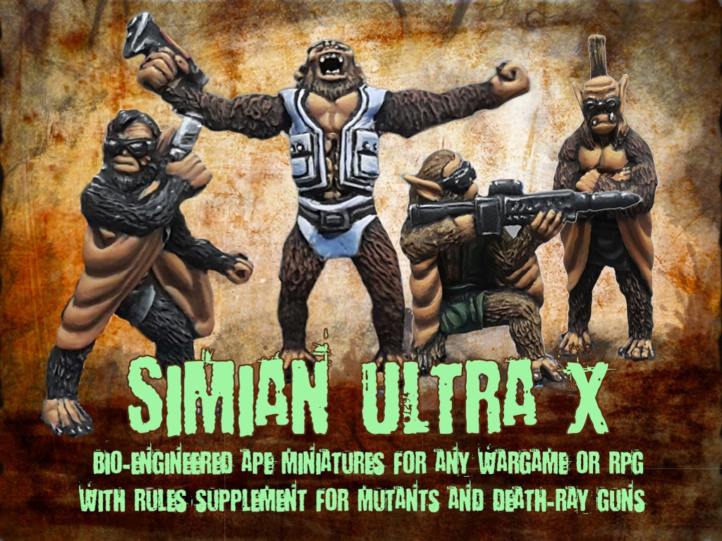 Project Simian Ultra X