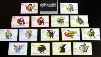 Shenanigans the musical cards Kickstarter review