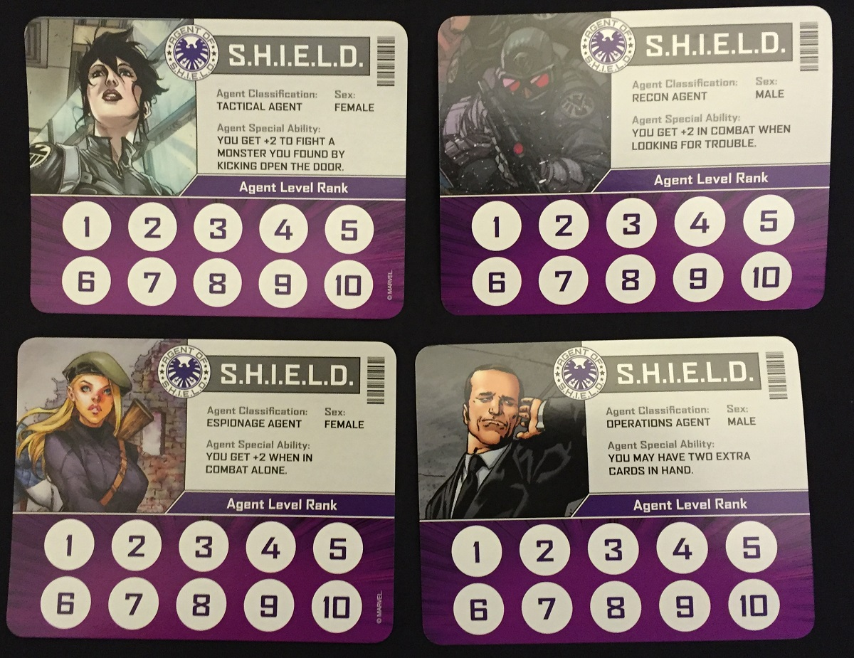 Agent Cards