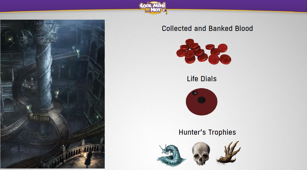 Blood Dials Trophies