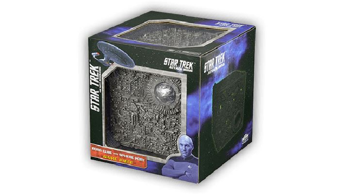 Borg Cube Feature