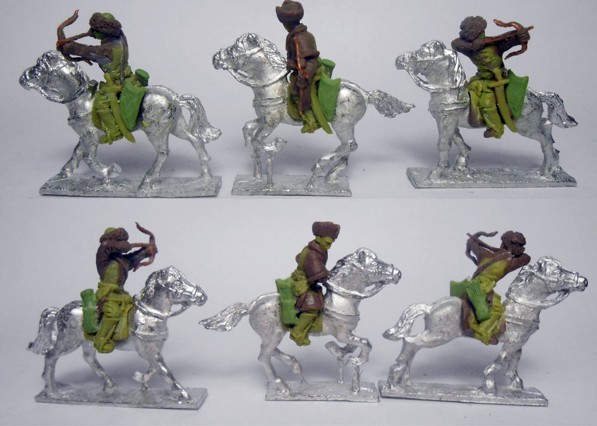 Eastern horse archers