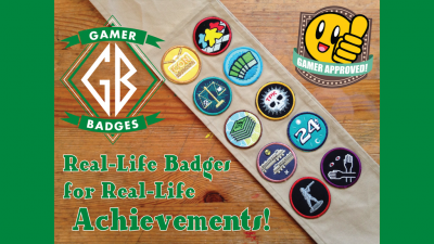 Gamer Badges