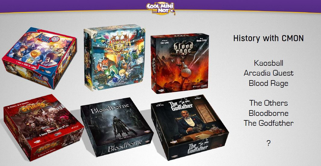 History With CMON