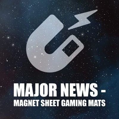 Magnet Sheet Gaming Mats