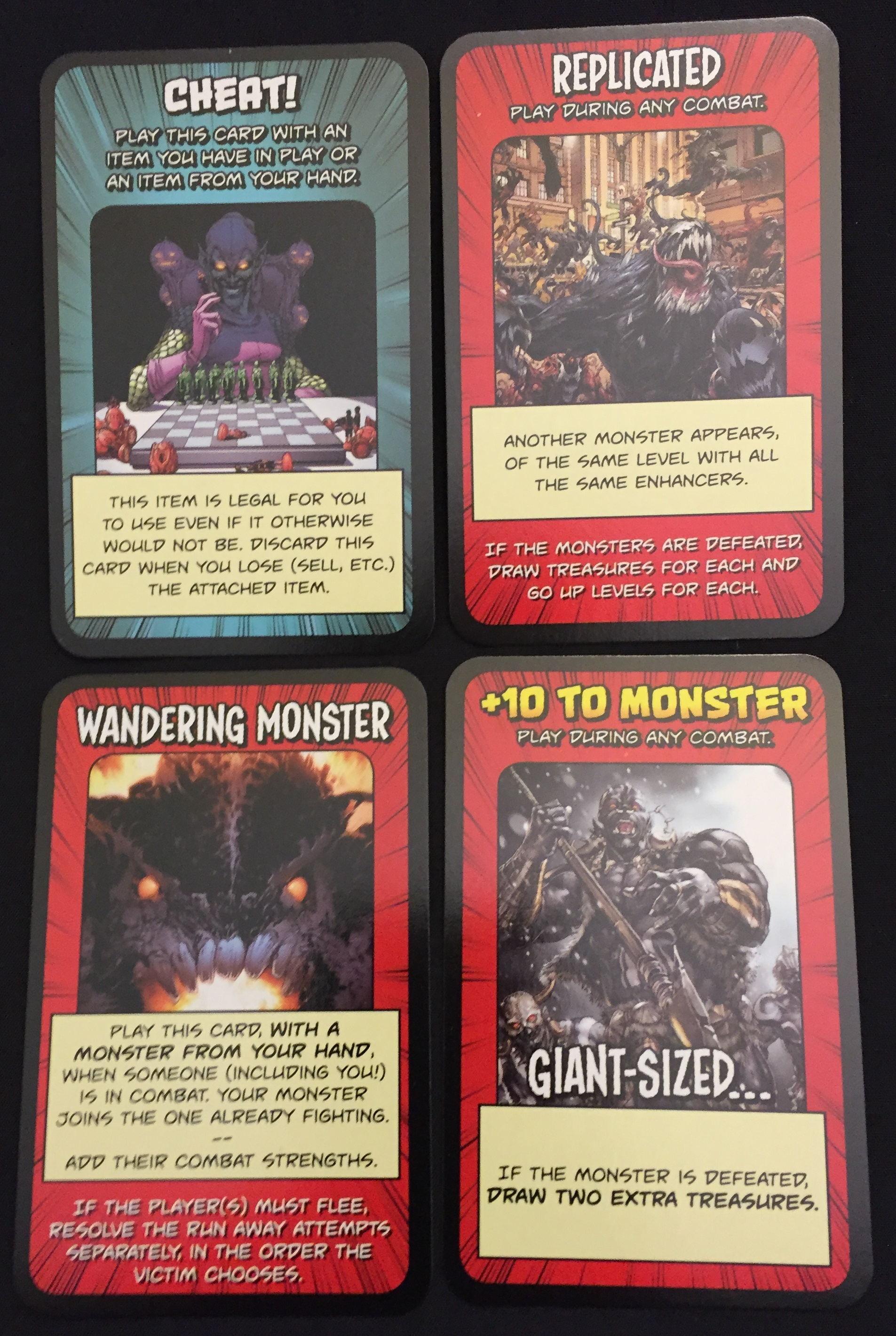What a Marvel it is: An Unboxing and Review of Munchkin Marvel ...