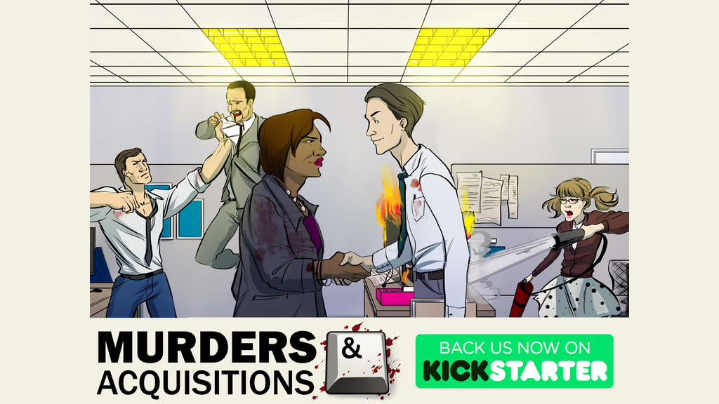 Murders and Acquisitions RPG