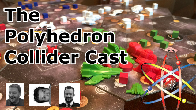 Polyhedron Collider Cast episode 5 header