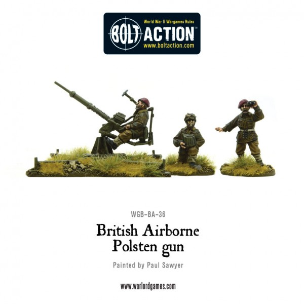 New British Units Available to Order from Bolt Action