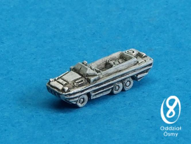 WUS-661 DUKW (15 pcs) Amphibious transport vehicle