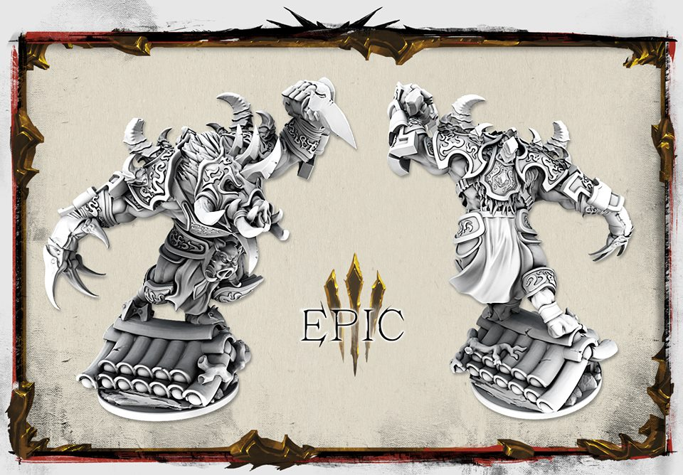 Wart Epic miniature