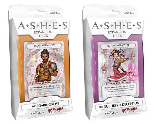Ashes Expansions