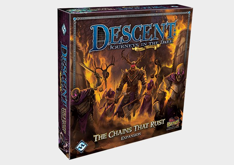 Fantasy Flight Games Previews The Scourge From The Chains That Rust