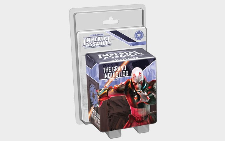 Fantasy Flight Games Previews Grand Inquisitor For Imperial Assault