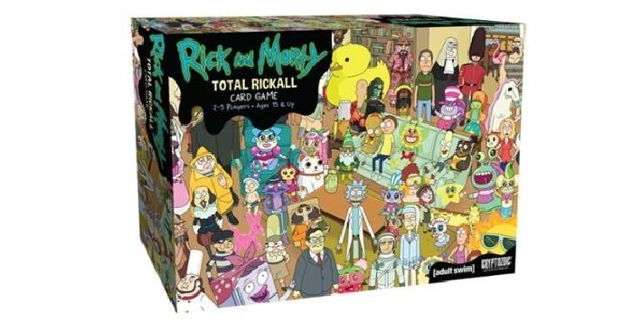 Total Rickall Feature
