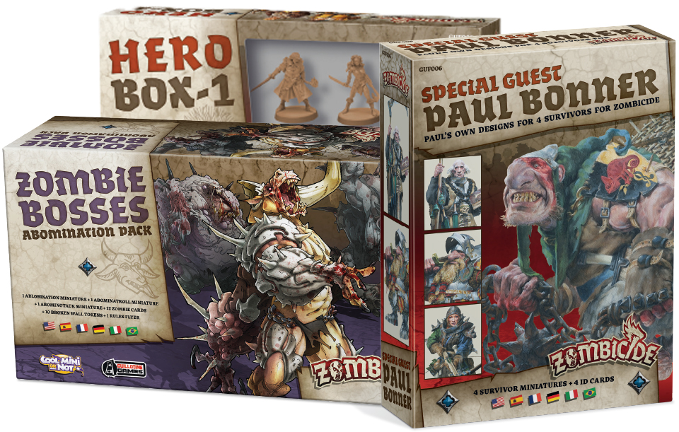 Zombicide Expansion