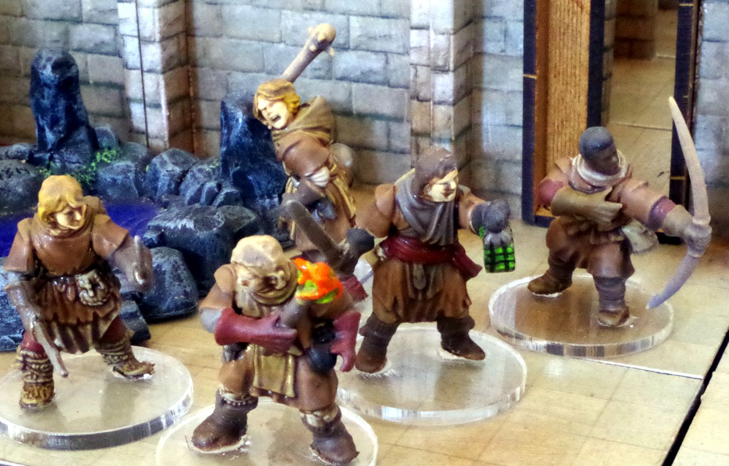 frostgrave female group