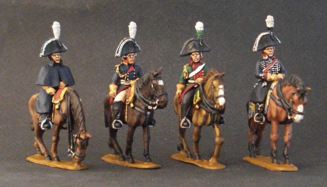 1806 Prussian Generals Set