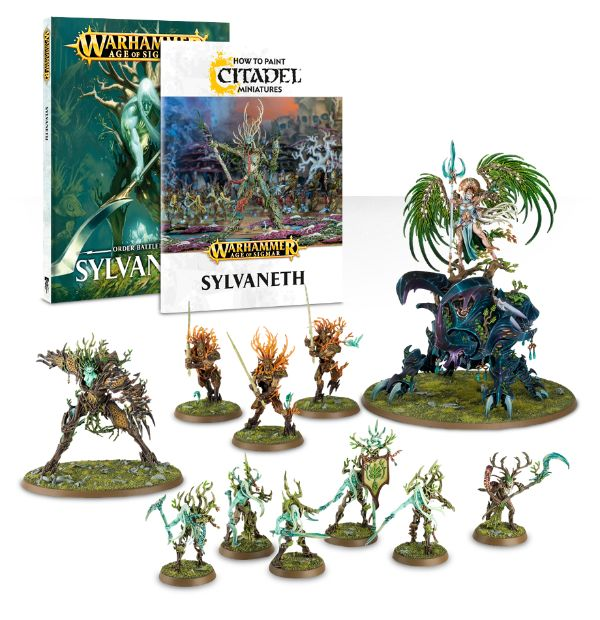 New Sylvaneth And General's Handbook Available For Age of