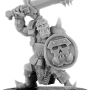 Grimbash Orc Warlord on Foot