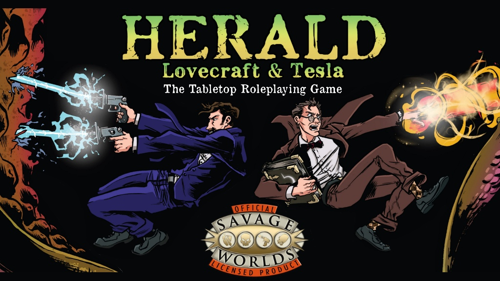 Herald Lovecraft and Tesla