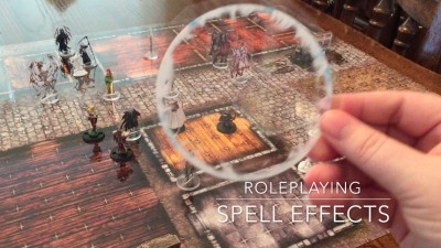 Roleplaying Spell Effects