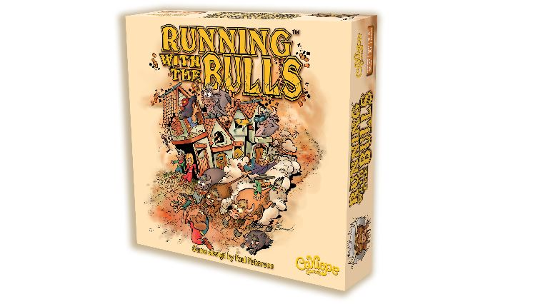 Running With the Bulls Feature