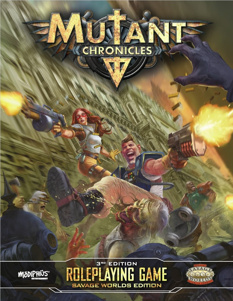Savage Worlds Chronicles