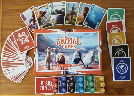 The Animal Games