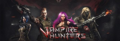 Vampire hunters kickstarter review